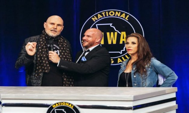 """NWA POWERRR:  Brawling, Beauties, and """"The Burke"""""""