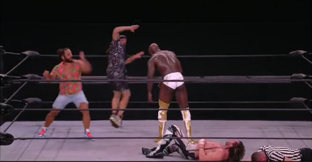 Moose loses the numbers game to Omega, Bucks at Against All Odds