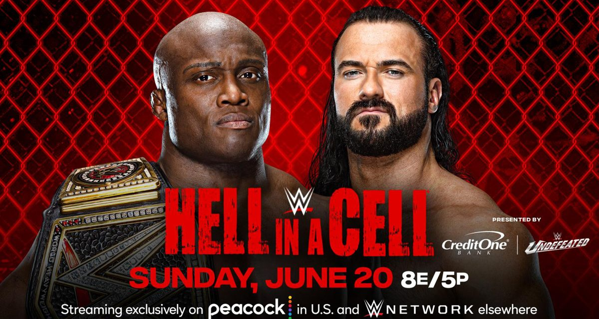 Countdown to Hell In A Cell