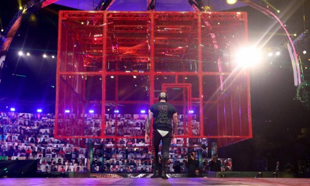 SmackDown: Hell in a Cell comes early