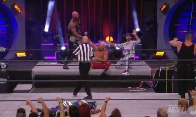 AEW Dynamite: Callis' crew gets one over on the good guys again