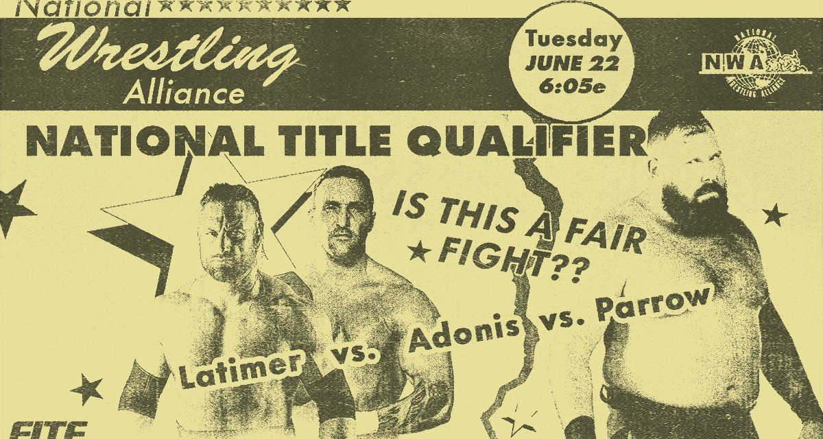 NWA POWERRR:  Nothing is Strictly Business for the NWA National title