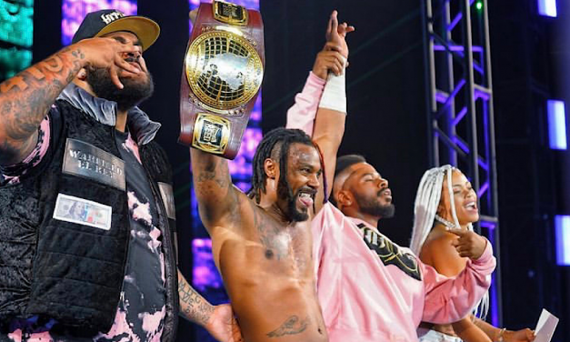 NXT: Swerve secures the bag, wins North American Championship