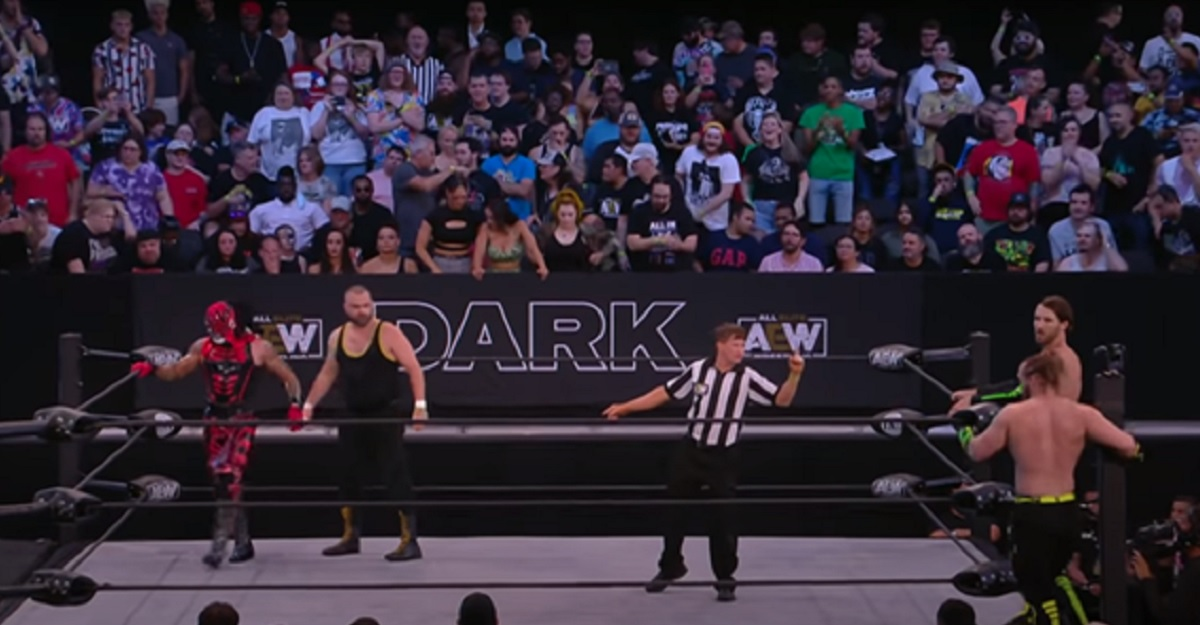 AEW Dark and Elevation: Two Main Events and a Bunch of Good Performances