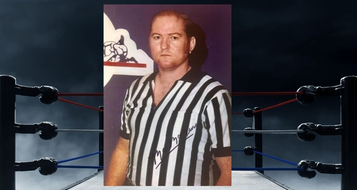 Mac McMurray was a beloved Southern referee