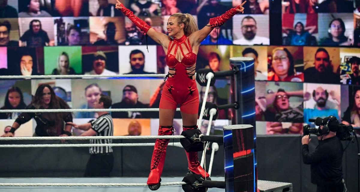 CJ (Lana) Perry blows lid off backstage politicking, inequality in WWE
