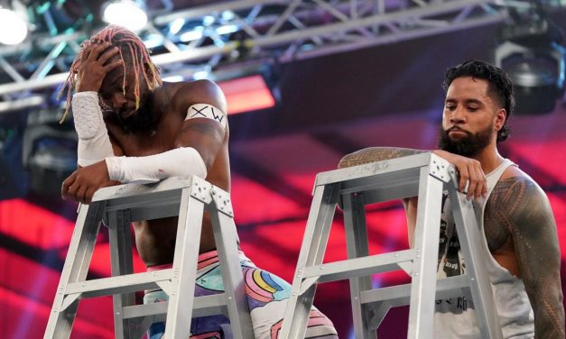 Jimmy Uso arrested again