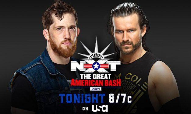 NXT: O'Reilly, Cole clash at Great American Bash