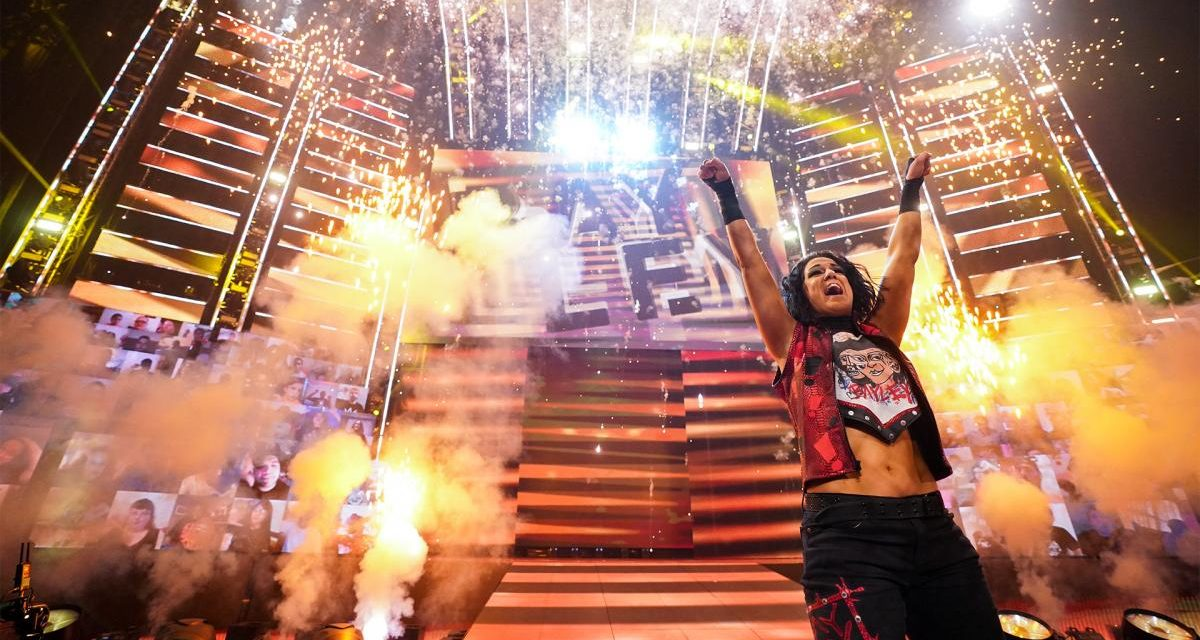 Injured Bayley to be out of action for months