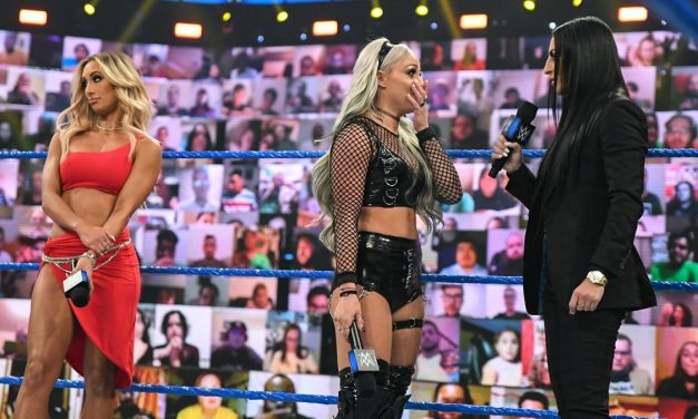 SmackDown: Women's title plans all shook up