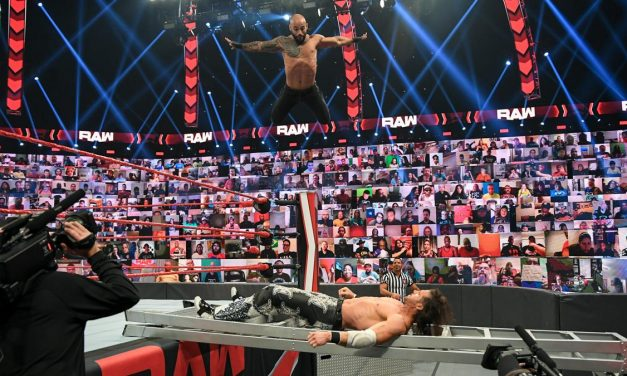 RAW: One last time into the ThunderDome