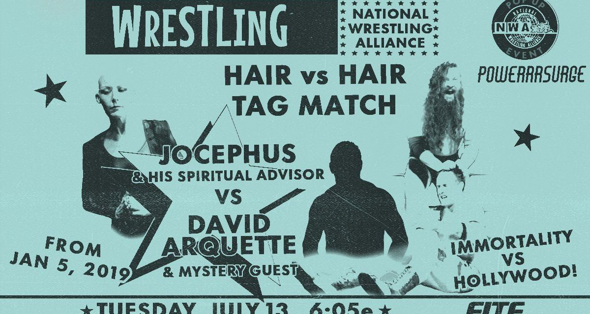NWA POWERRRSurge:  Classics, Coifs, and Up and Comers Galore