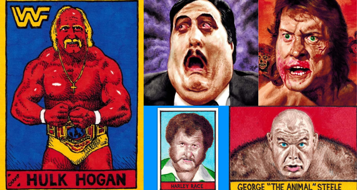 Q&A with monster, movie and pro wrestling artist Josh Ryals