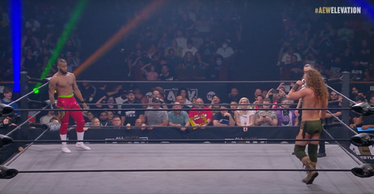 AEW Dark and Elevation: Almost 4 Hours of Wrestling!!
