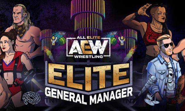 AEW's Elite General Manager out now