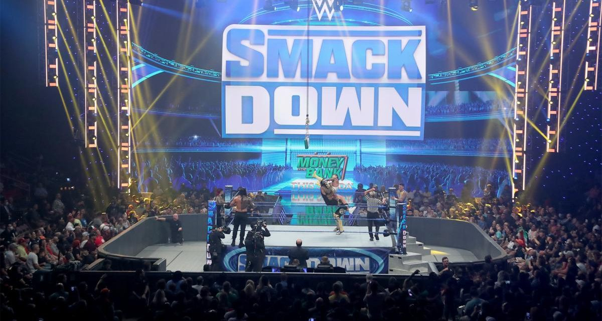 Smackdown: The WWE Universe returns in Houston