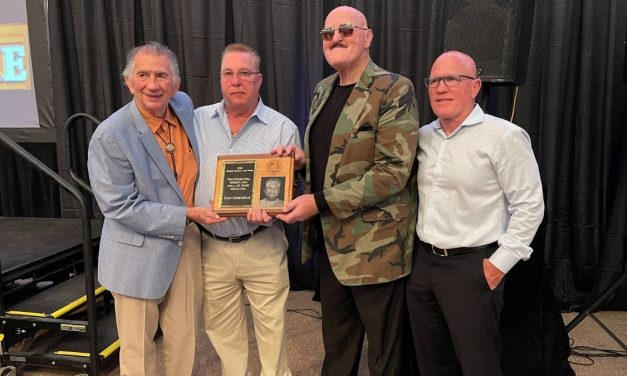 Mat Memories: Tears and cheers at Tragos/Thesz induction weekend