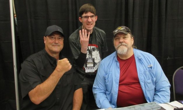 A rookie's visit to Waterloo & Tragos/Thesz induction weekend