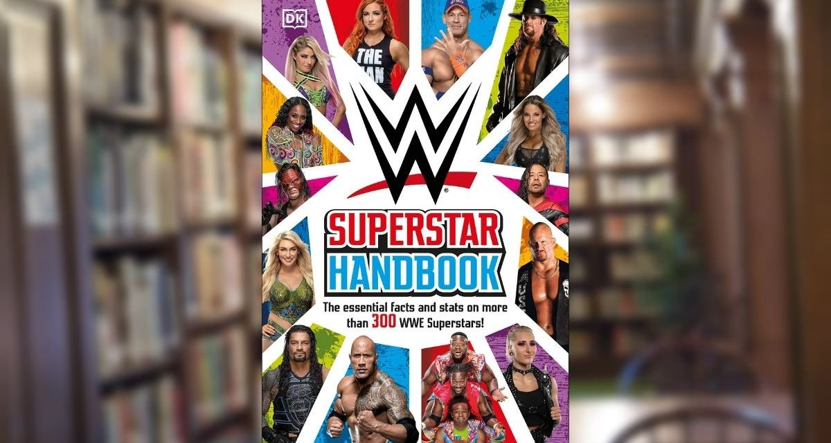 WWE Superstar Handbook aimed at younger audience