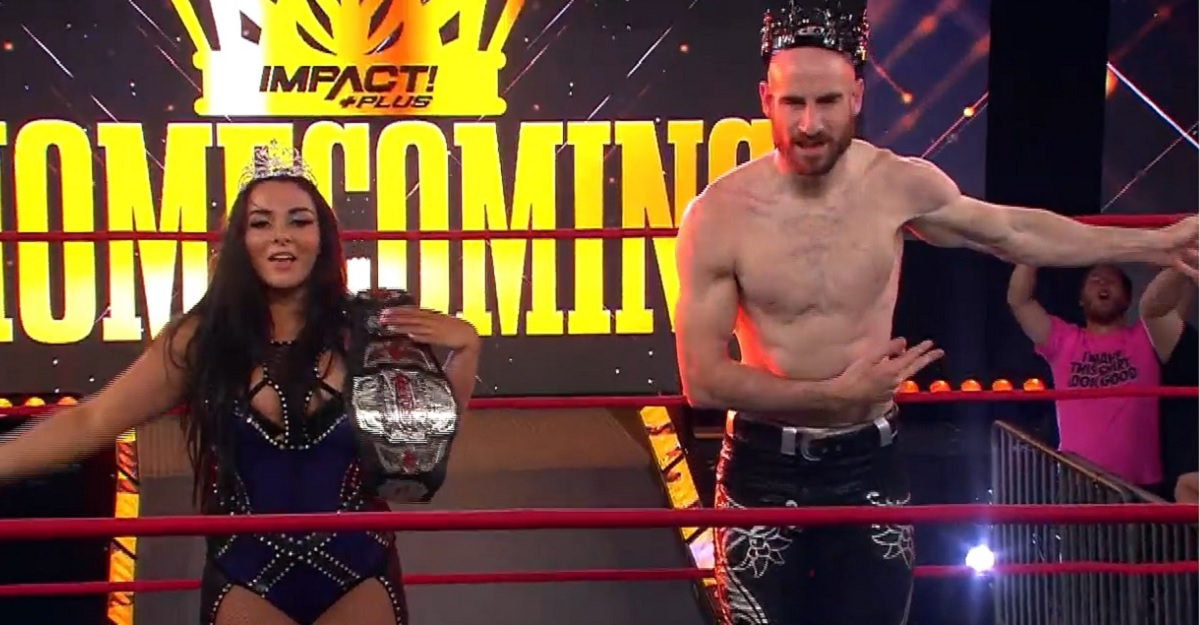 Impact Homecoming: King and Queen are determined, but Morrissey ends up getting crowned