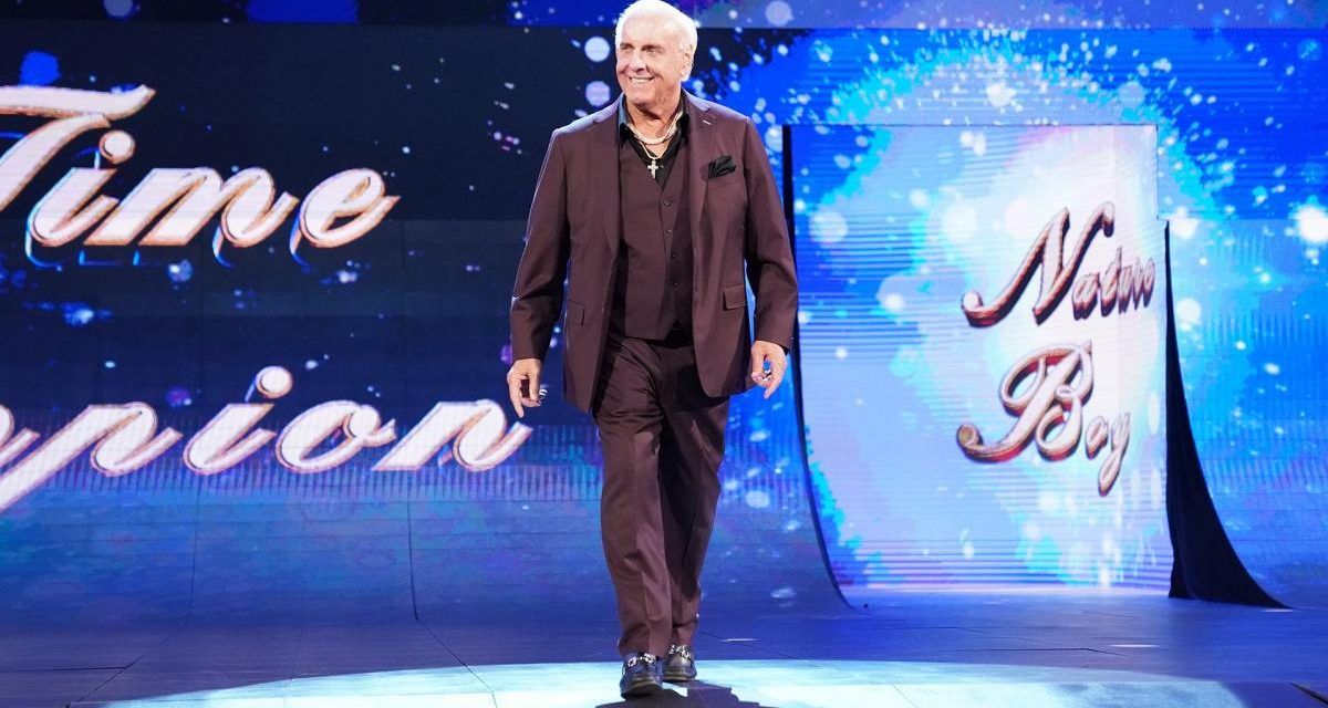 Ric Flair addresses WWE departure