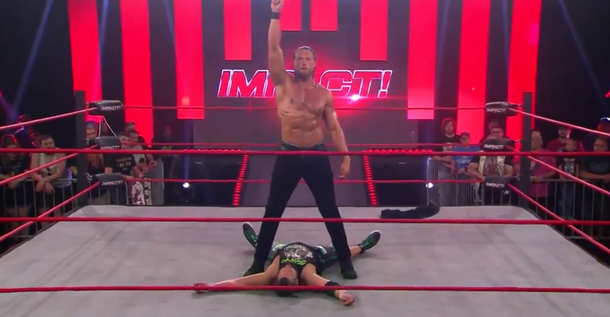 Impact: The Elite are hunted, but Eddie Edwards gets caught