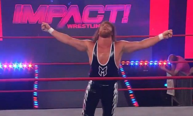 Impact: Brian Myers earns a world title shot? Seriously?
