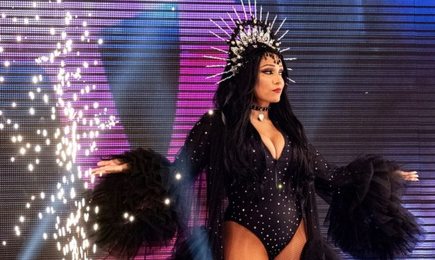 ROH's Mandy Leon is all for Love