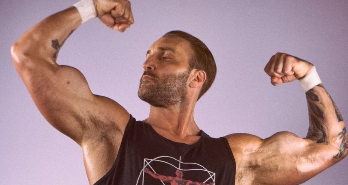 Behind the Gimmick Table: Chris Adonis a 'Masterpiece' of merch