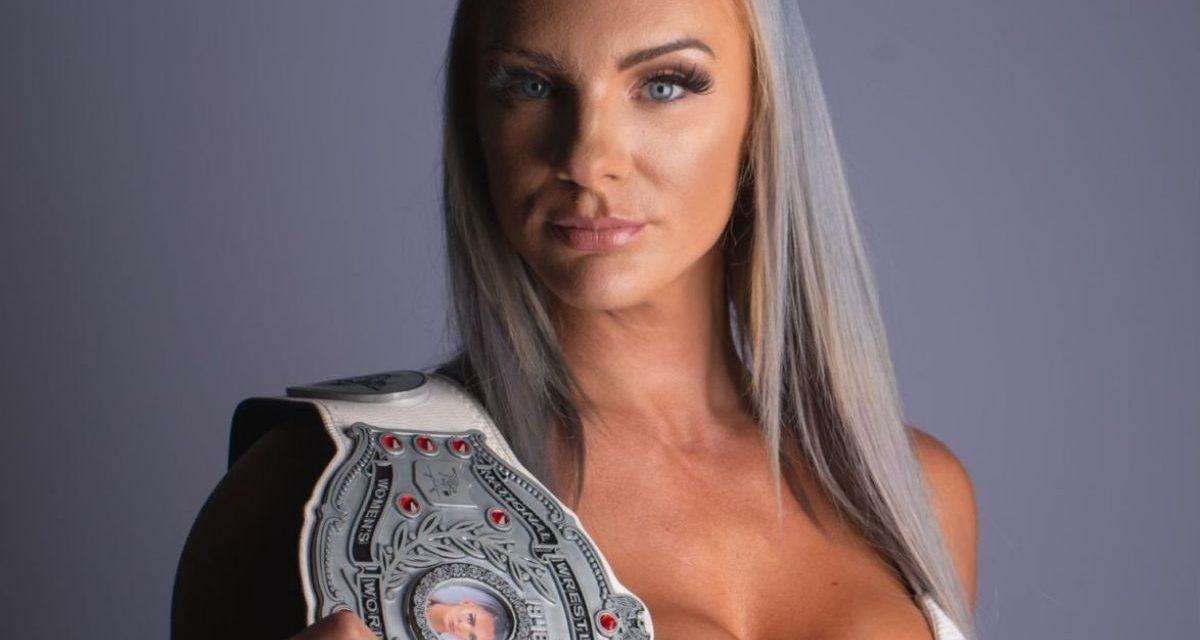 NWA Women's Champion Kamille confident and Empowerred
