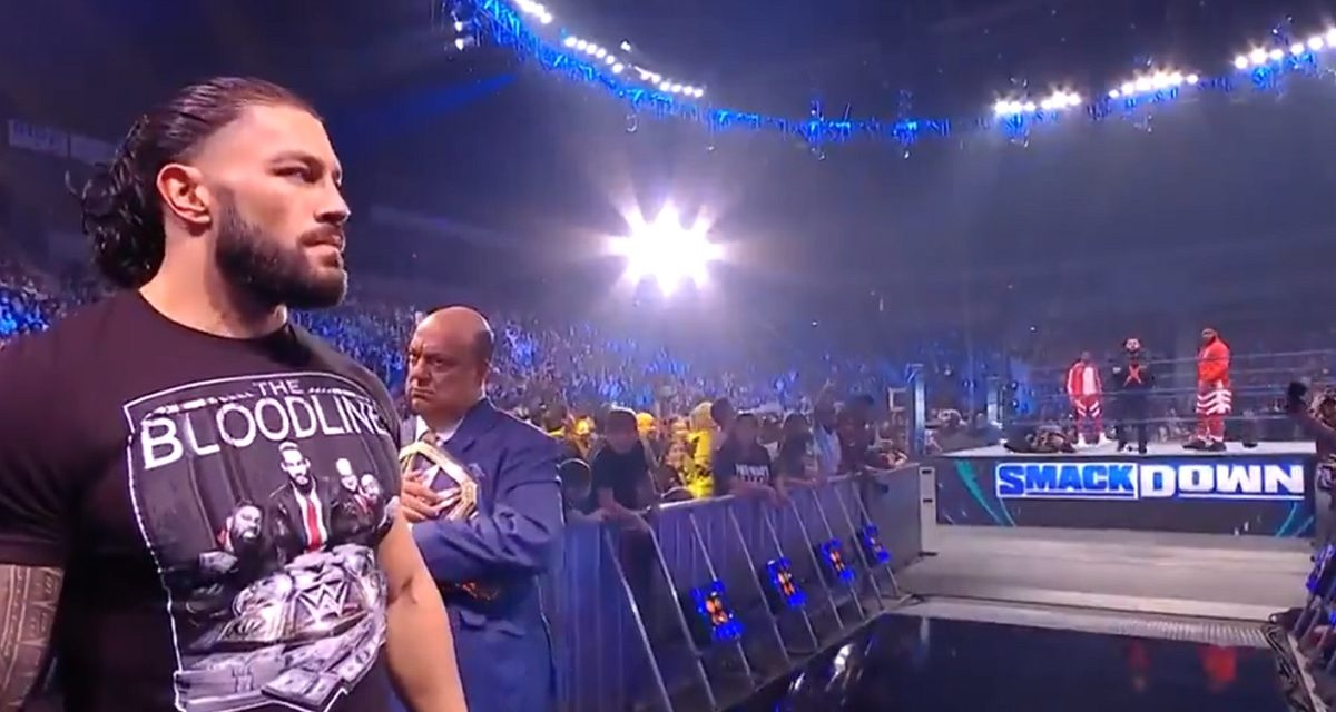 Smackdown: Friday's finale features fiery Finn foiling festivities, frustrating family
