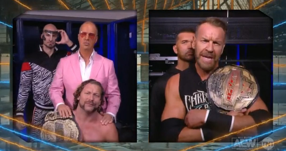 AEW Rampage: Omega Fears Cage