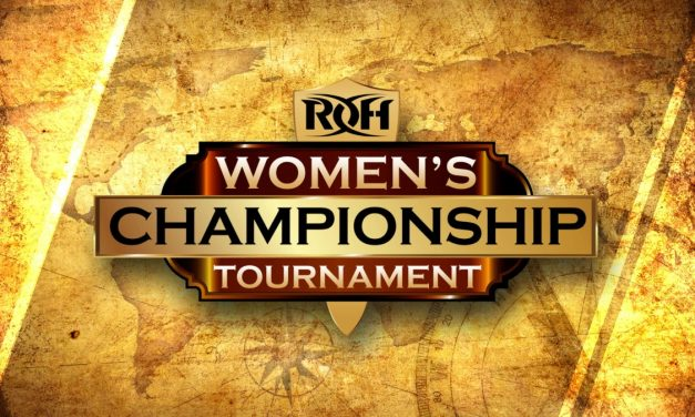 ROH: Women's semifinal matches rule the show