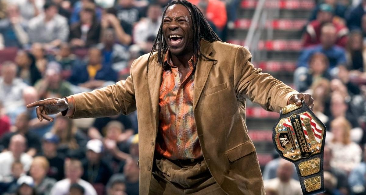 Booker T's promotion signs massive TV deal