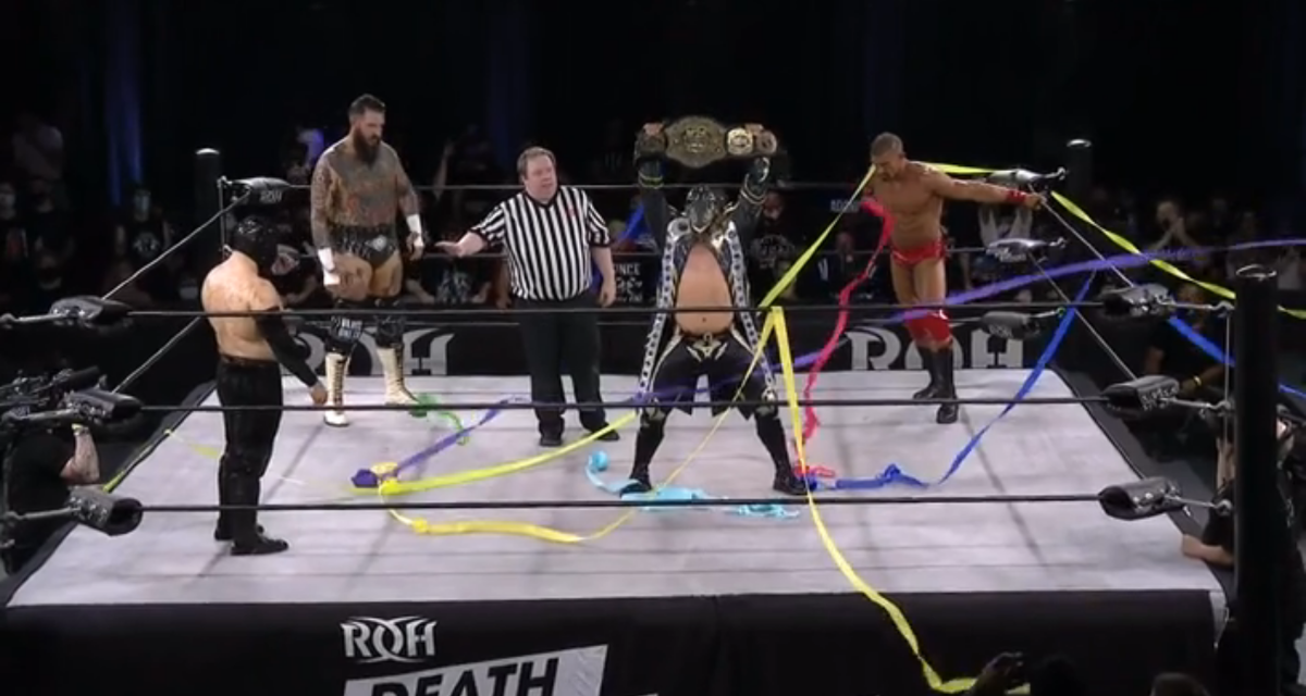 ROH: Death Before Dishonor results