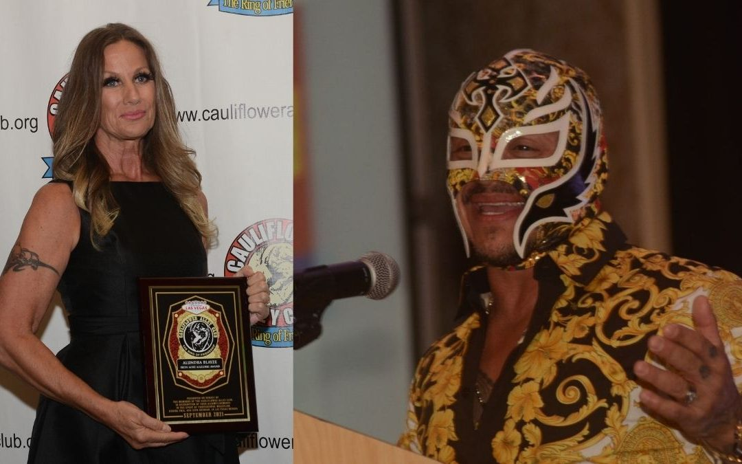 Madusa and Mysterio among trailblazing honorees at this year's returning CAC
