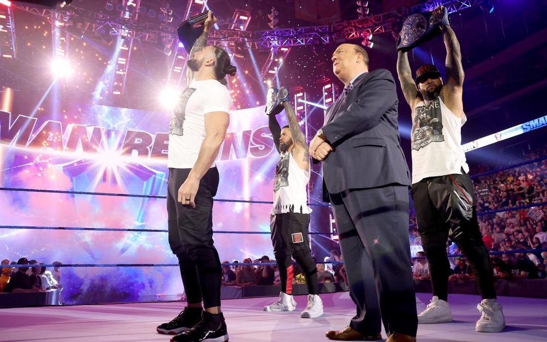 SmackDown: The B-EST homecoming ever
