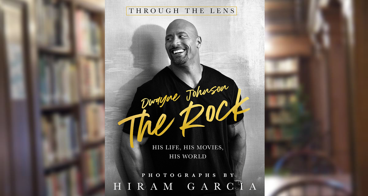 The Rock photo book is for staunch fans of the people's champion