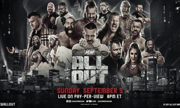 Countdown to AEW's All Out