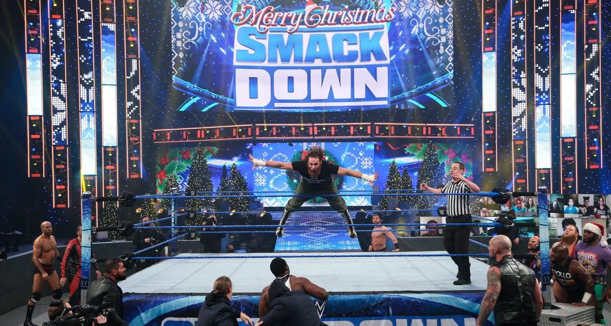 SmackDown: The final Friday night of 2020