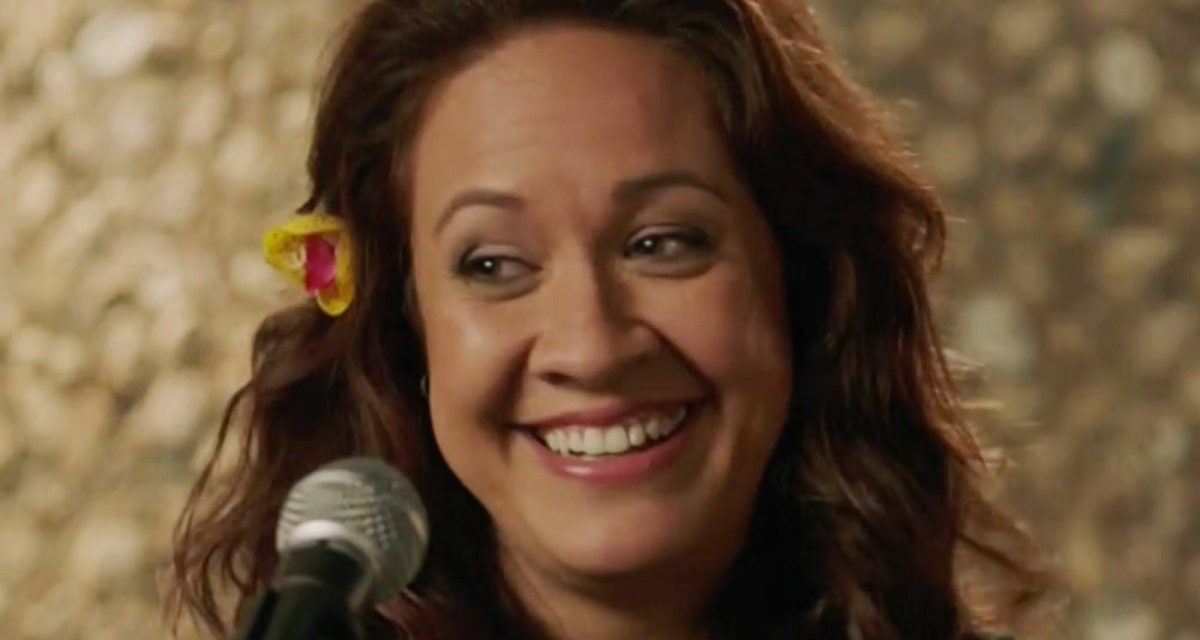 Stacey Leilua sees opportunity and responsibility in playing Ata Johnson in 'Young Rock'