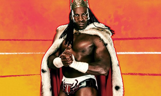 Take what you can get from the A&E/WWE Biography on Booker T
