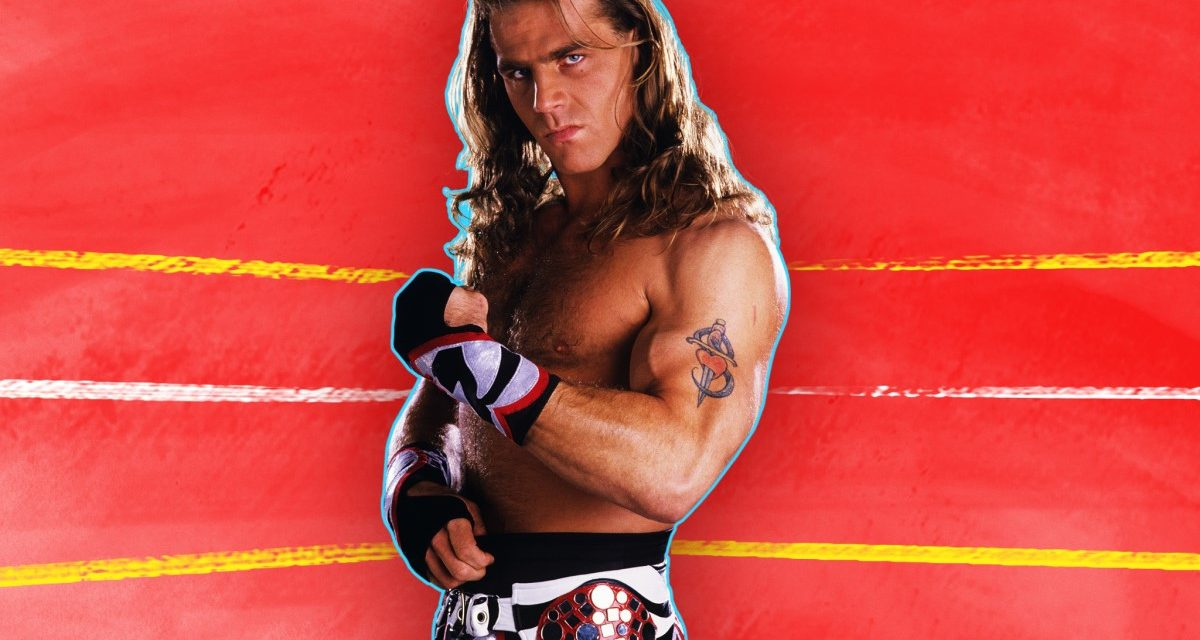 A&E/WWE 'Biography': A paint-by-numbers portrait of Shawn Michaels' career