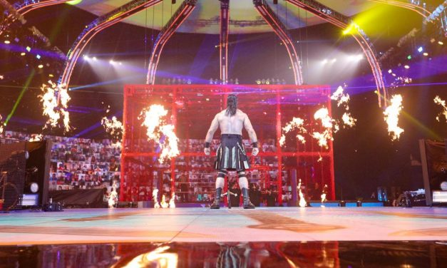Hell in a Cell: Fare thee well, ThunderDome